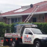 hot water heater installation northern beaches