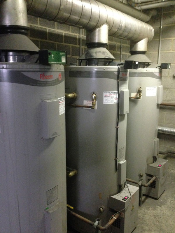 commercial hot water northern beaches